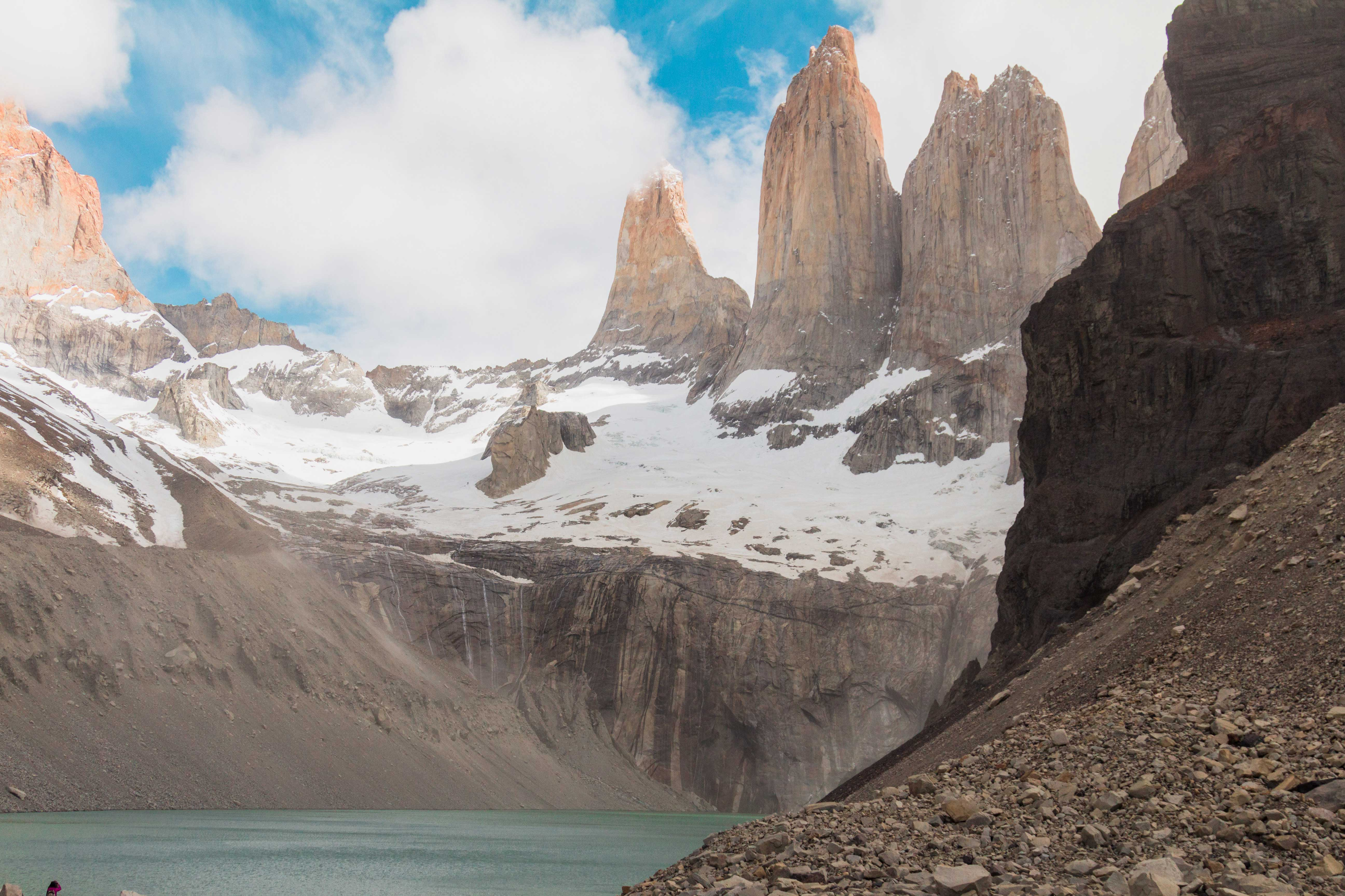 Circuito W Torres Del Paine Camping : A guide to hiking in torres del paine w o and q treks u cleverhiker