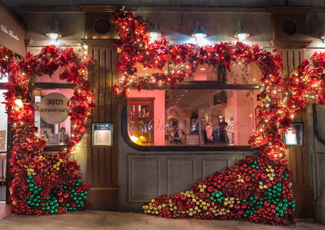 Christmas Themed Restaurants Nyc 2020 The Most Festive Christmas Pop Up Bars and Restaurants in NYC